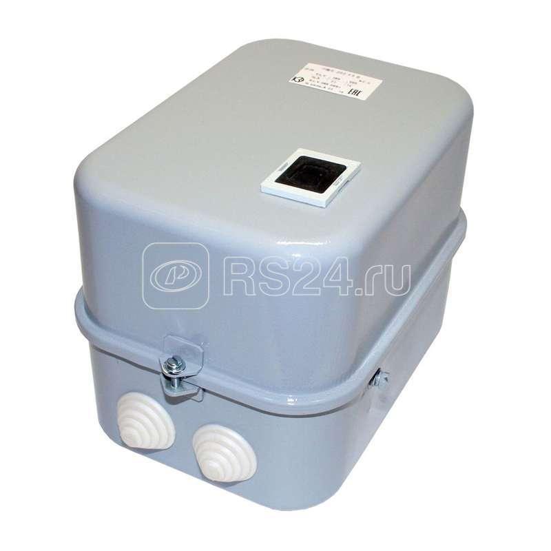 Пускатель электромагнитный ПМЕ-222 У3 В 380В (2з+2р) РТТ-141 20.0А Кашин 080222222ВВ380000700 купить в интернет-магазине RS24