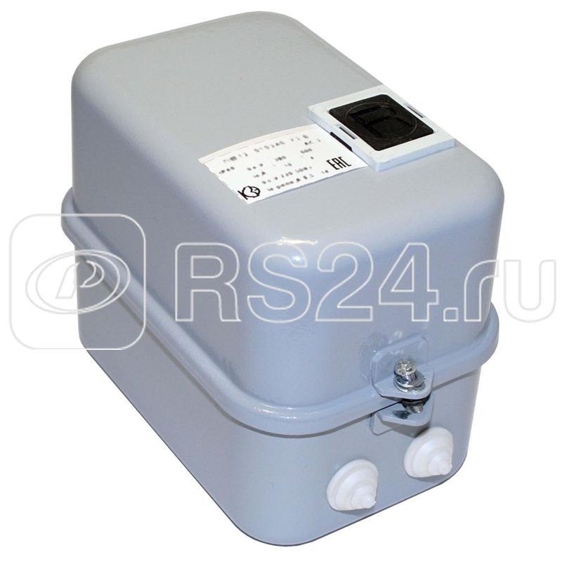 Пускатель электромагнитный ПМЛ 1240 У3 В 220В (3з+2р) РТТ5-10-1 8.50А Кашин O20240322ВВ220001910 купить в интернет-магазине RS24