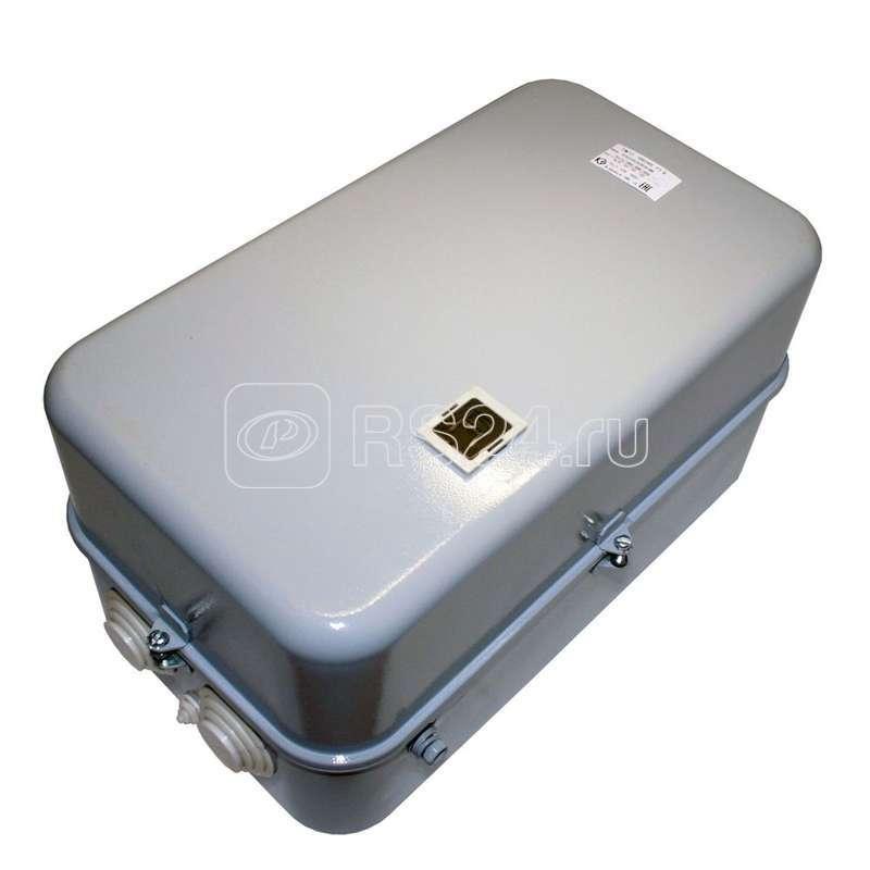 Пускатель электромагнитный ПМ12-100240 У3 В 380В (ПМА 5212) 1002 Кашин 068240222ВВ380000320 купить в интернет-магазине RS24