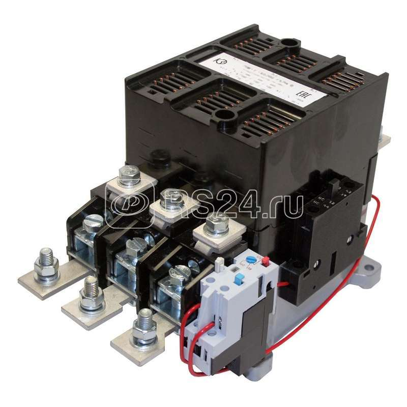 Пускатель электромагнитный ПМ12-180200 УХЛ4 В 380В (2з+2р) 1802 Кашин 074200220ВВ380000620 купить в интернет-магазине RS24