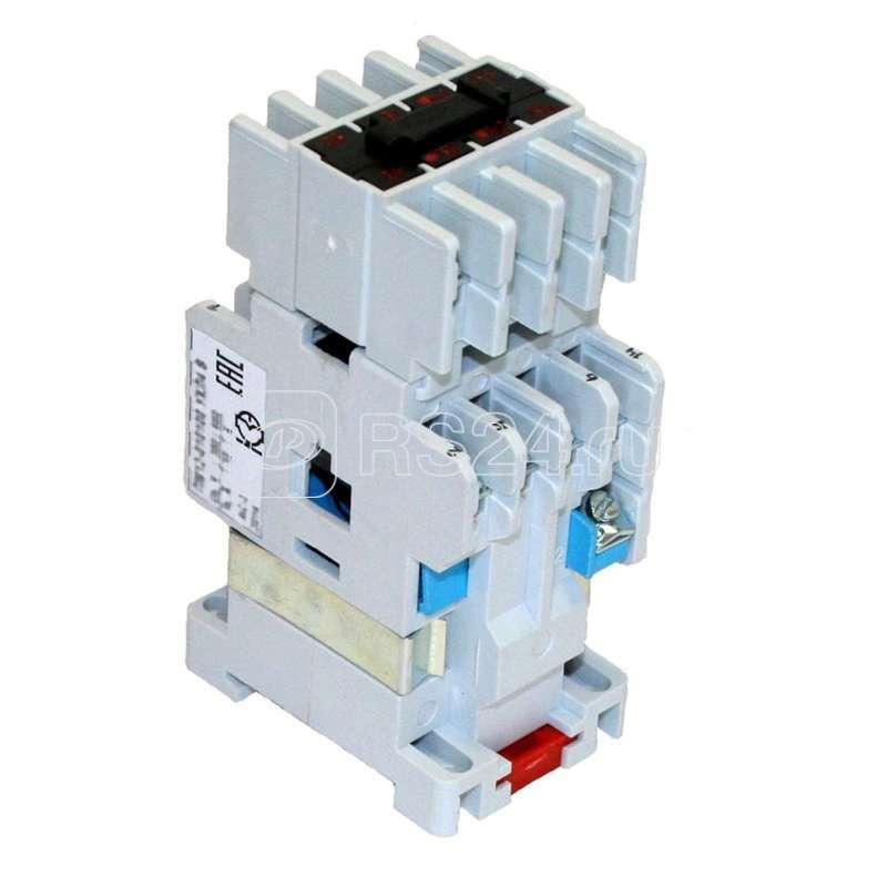 Контактор электромагнитный ПМ12-010100 24В (3з+2р) Кашин 020100320ВВ024000010 купить в интернет-магазине RS24