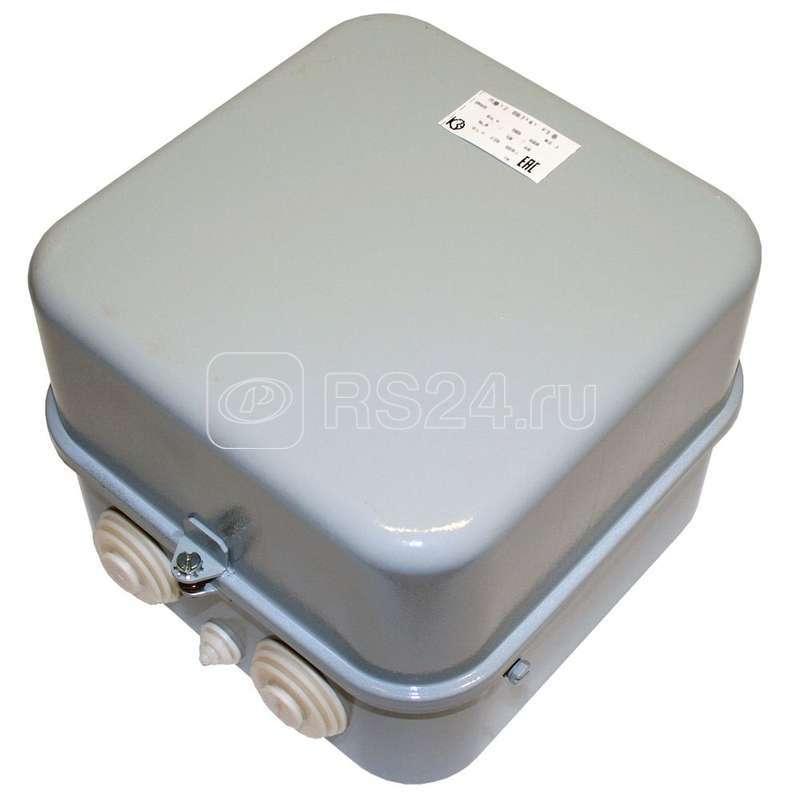 Контактор электромагнитный ПМ12-063141 У3 В 380В (2з+2р) Кашин 060141222ВВ380000000 купить в интернет-магазине RS24