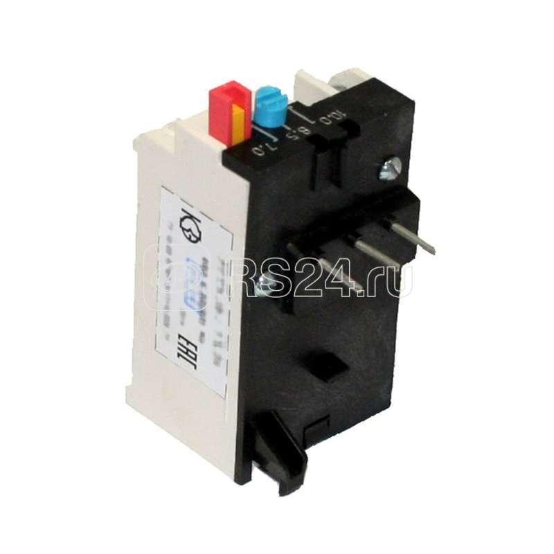 Реле электротепловое токовое РТТ5-10-2 УХЛ4 1.25А IP00 Кашин 130210000В001.250000 купить в интернет-магазине RS24