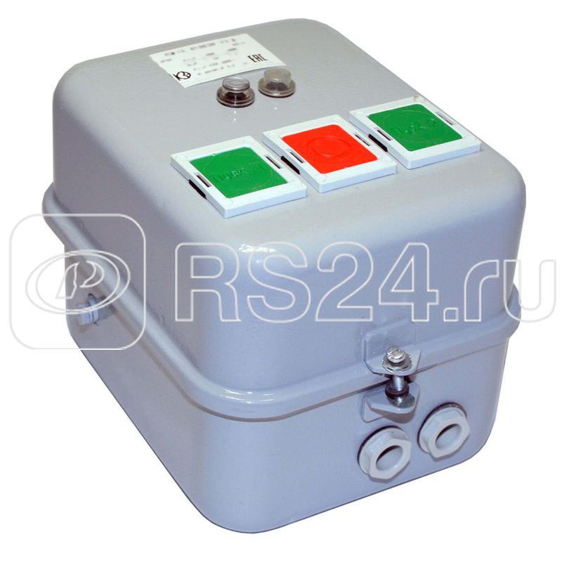 Пускатель электромагнитный ПМЛ-1630 У2 В - КЗЭ 220В (4з+2р) РТТ5-10-1 2.50А Кашин O20630421ВВ220001410 купить в интернет-магазине RS24