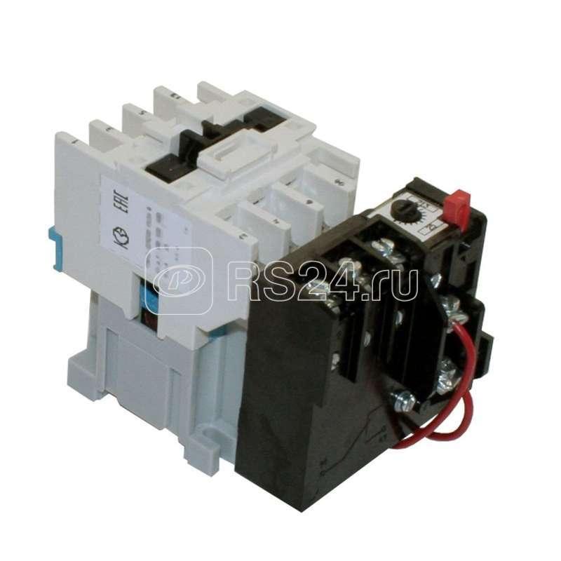 Пускатель магнитный ПМ 12-025200 220В (1з) РТТ-131 6.3А Кашин 040200100ВВ220000210 купить в интернет-магазине RS24
