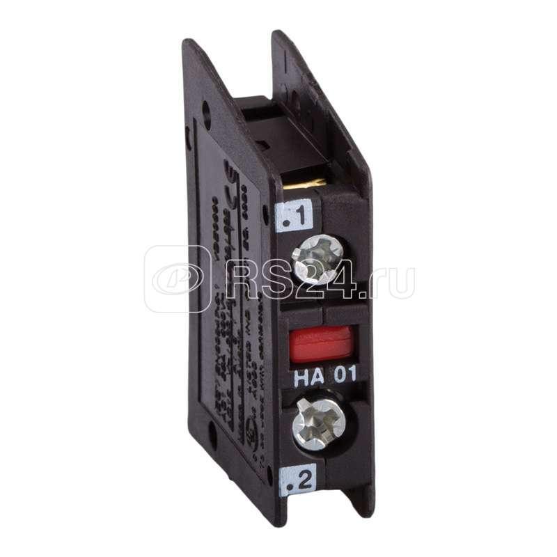 Блок контактов вспомогательный OptiStart HA01 КЭАЗ 117753