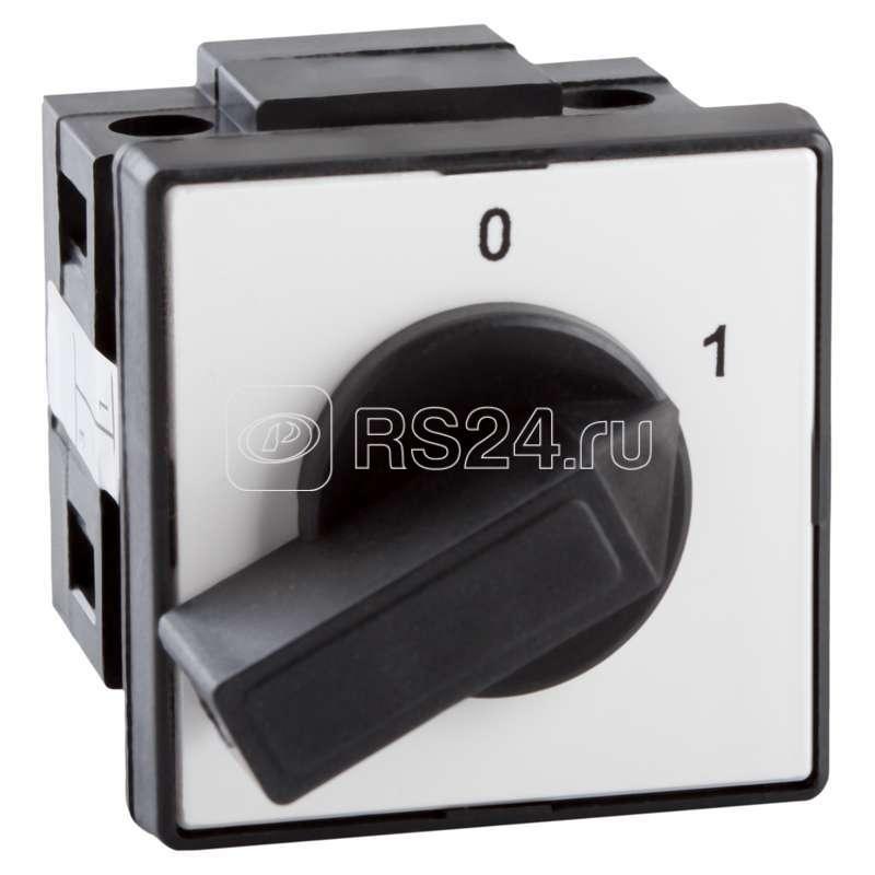 Переключатель пакетный кулачковый ПП53 16А 1 163 1 УХЛ3 КЭАЗ 110300 купить в интернет-магазине RS24