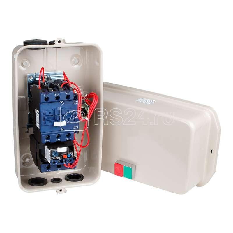 Пускатель магнитный ПМЛ 3220 40А 220AC (23-32А) УХЛ3 Б КЭАЗ 110721 купить в интернет-магазине RS24