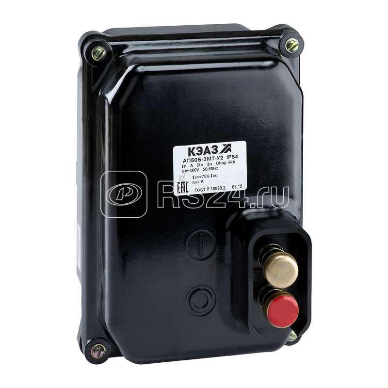 Выключатель авт. АП50Б 3МТ 1.6А 3.5Iн 400AC IP54Ф У2 КЭАЗ 107493 купить в интернет-магазине RS24