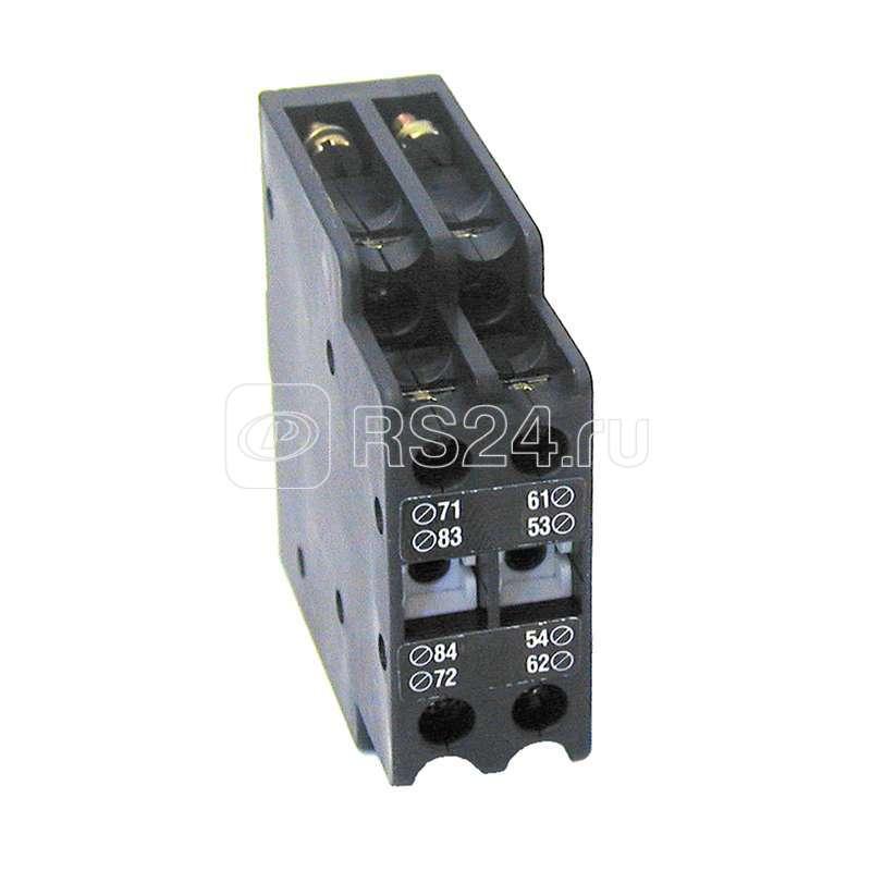 Блок контактов вспомогательный OptiStart HKF22 КЭАЗ 117759