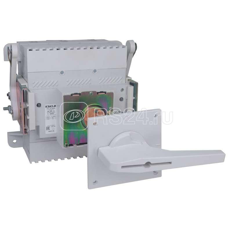 Выключатель автоматический ВА57-39-340050 250А 2500 690AC УХЛ3 КЭАЗ 240542 купить в интернет-магазине RS24