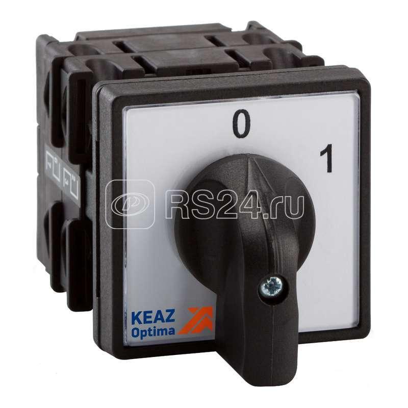 Переключатель кулачковый OptiSwitch 4G10 4507 U R014 КЭАЗ 257200 купить в интернет-магазине RS24