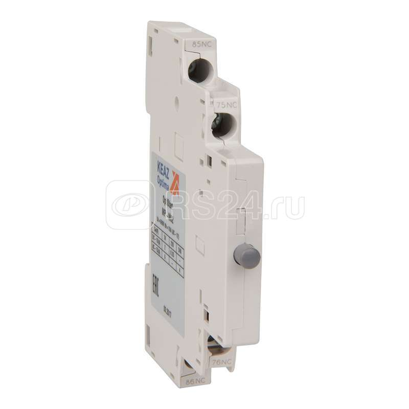 Контакт сигнальный OptiStart MP M02 КЭАЗ 251755