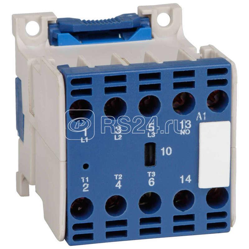 Контактор ПМЛ М1160 6А 220AC УХЛ4 Б КЭАЗ 256603 купить в интернет-магазине RS24