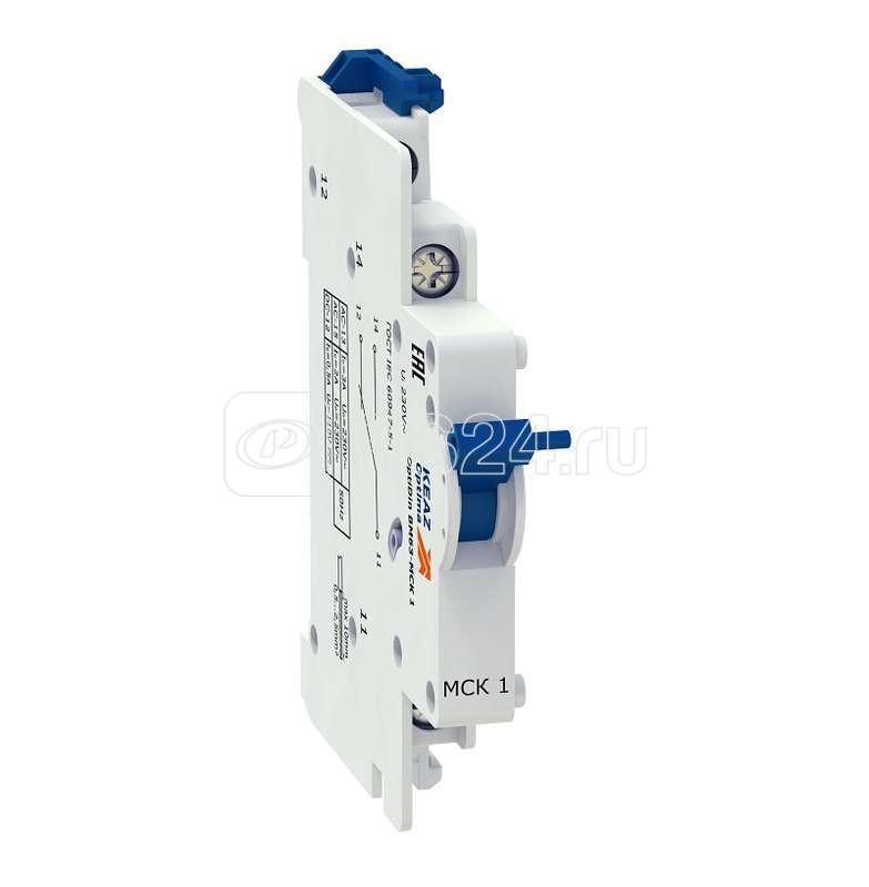 Модуль свободных контактов OptiDin BM63-МСК 1 КЭАЗ 249189