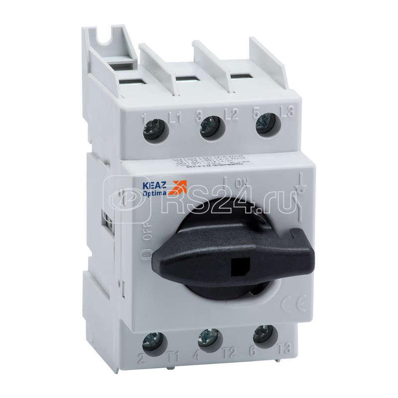 Выключатель нагрузки малогабаритный 3п 100А OptiSwitch D L2 КЭАЗ 144963 купить в интернет-магазине RS24