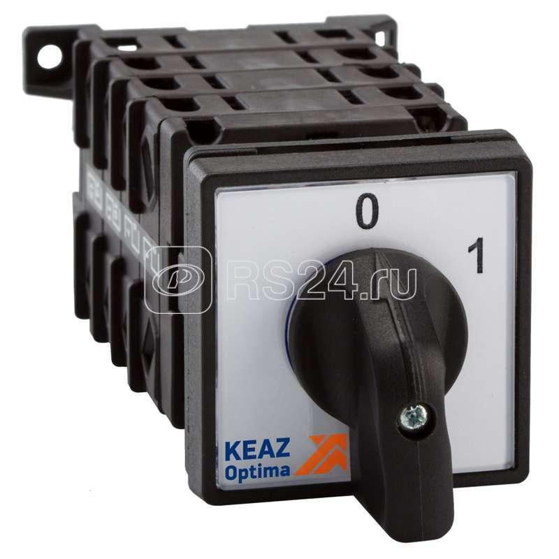 Переключатель кулачковый OptiSwitch 4G10 69 U S18 R014 КЭАЗ 225184 купить в интернет-магазине RS24