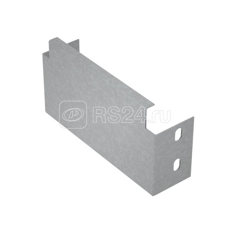 Заглушка для лотка 600х100 сталь 1.0мм ПЛЮС ZUplus100-600 КМ PL0870 купить в интернет-магазине RS24