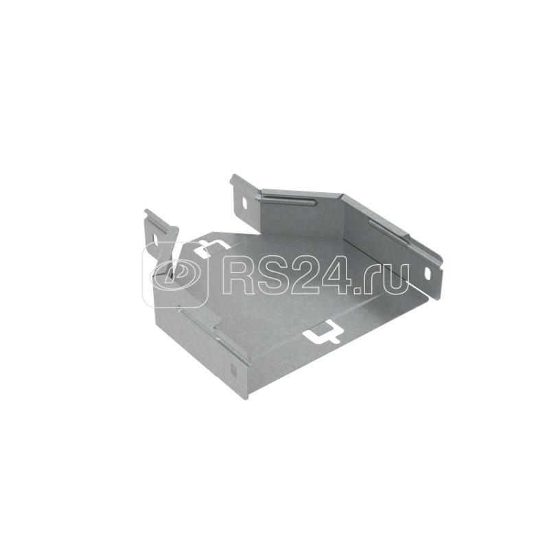 Переходник для лотка центральный 50х100-300 ПЛЮС PDplus50х100-300-C КМ PL0766 купить в интернет-магазине RS24