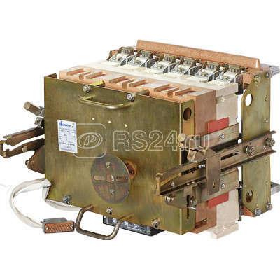 Выключатель автоматический 3п 1600А 33.5кА ВА53-43 330016-20 УХЛ3 660В Контактор 1023558 купить в интернет-магазине RS24