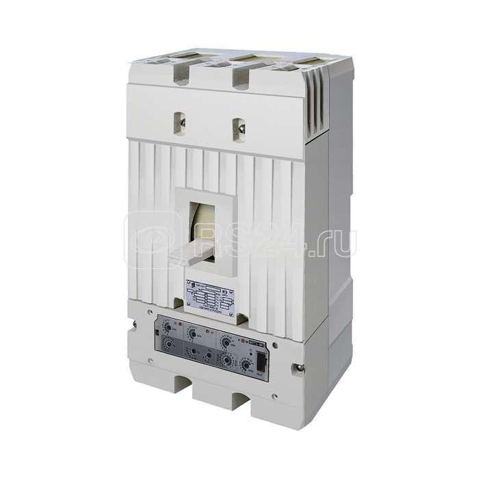 Выключатель автоматический 2п 630А А3791Б УХЛ3 660В стац. ручн. привод Контактор 1003468 купить в интернет-магазине RS24