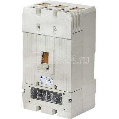 Выключатель автоматический 3п 630А А3792Б УХЛ3 660В стац. ручн. привод Контактор 1028619 купить в интернет-магазине RS24