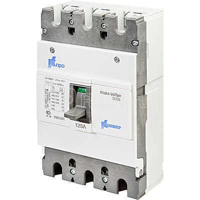 Выключатель авт. 3п ВА04-35Про 160А 40kA Контактор 7001142 купить в интернет-магазине RS24