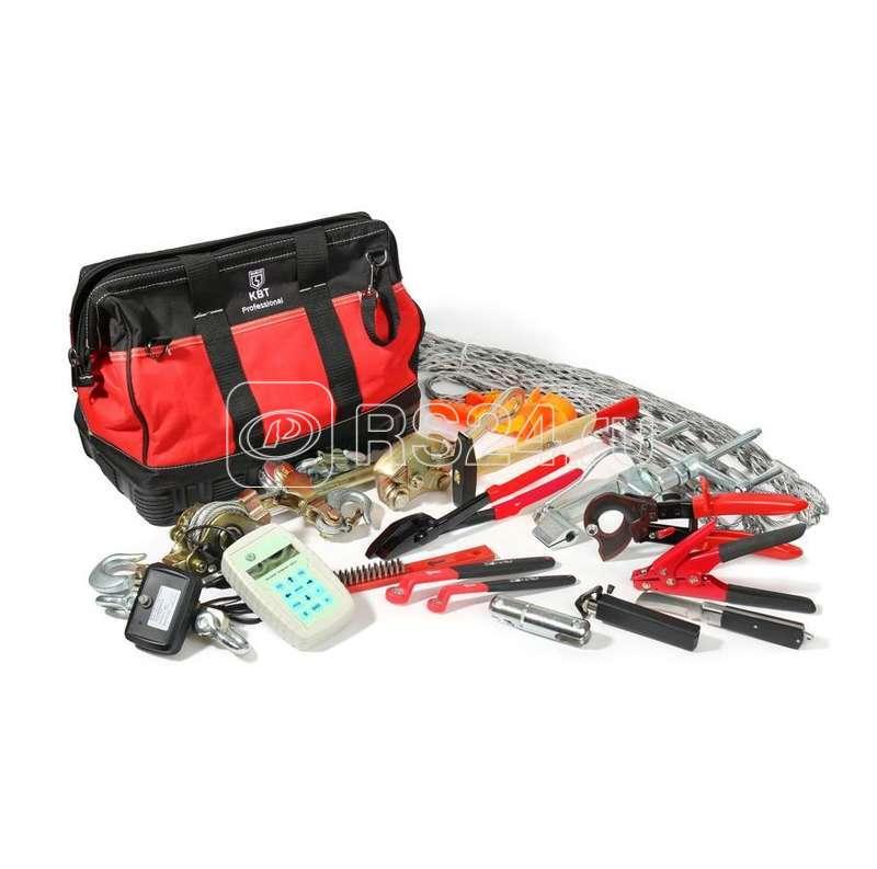 Набор для монтажа СИП НИС-2 с динамометром КВТ 57740 купить в интернет-магазине RS24