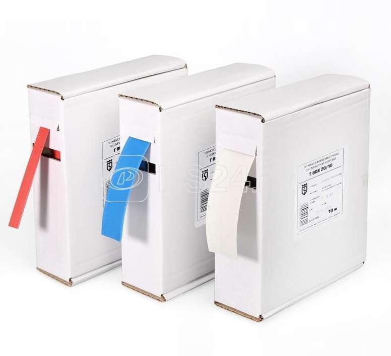 Трубка термоусадочная в евро боксе T-BOX 16/8 бел. (уп.10м) КВТ 65628 купить в интернет-магазине RS24