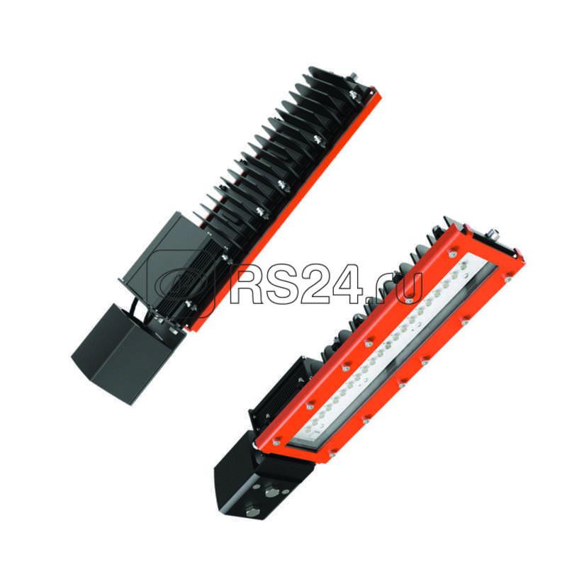 Светильник взрывозащищенный LAD LED R320-1-30G-230AC-50K Ex 55Вт 5000К IP66 230В КСС типа Г консольное крепление LADesign LADLED130G230AC50KEx купить в интернет-магазине RS24