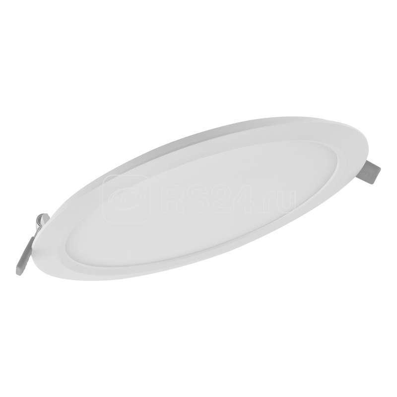 Светильник DOWNLIGHT LED SLIM ROUND 210 18W/3000К WT IP20 OSRAM 4058075079090 купить в интернет-магазине RS24