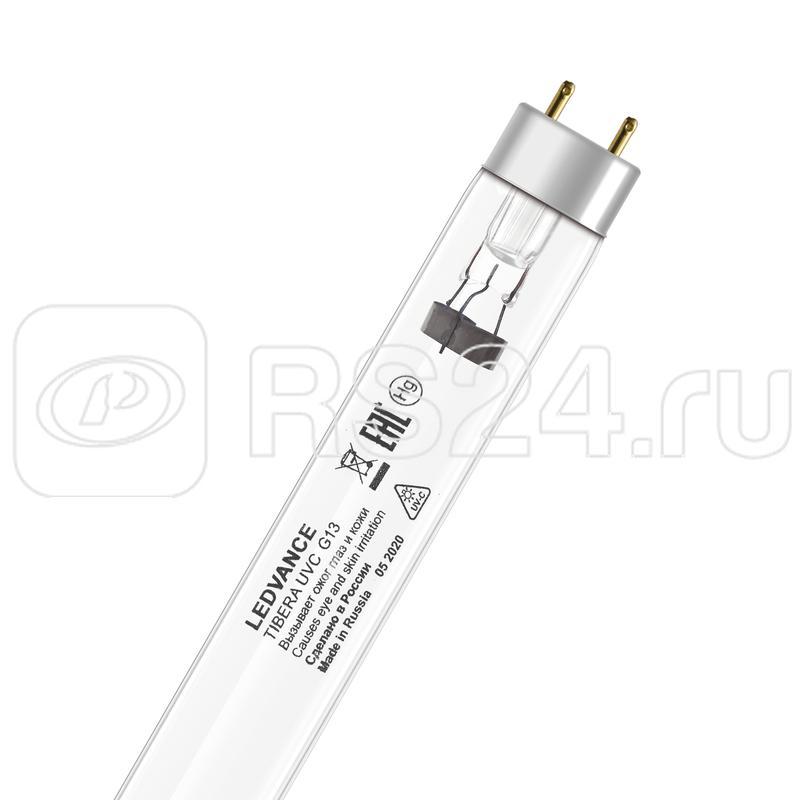 Лампа бактерицидная с УФ-С излучением TIBERA UVC T8 30W G13 LEDVANCE 4058075499249