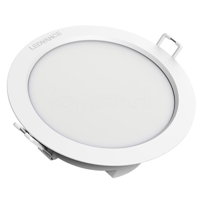 Светильник светодиодный DOWNLIGHT ECOCLASS DL 840 WT 8Вт 760лм 4000К IP44 LEDVANCE 4058075644199