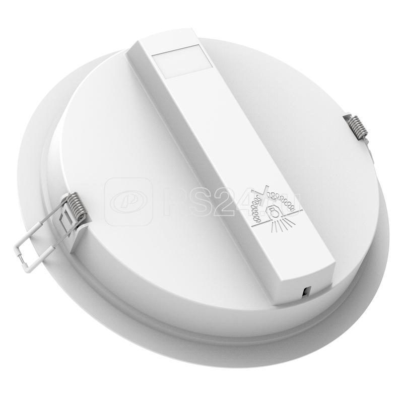 Светильник светодиодный DOWNLIGHT ECOCLASS DL 865 WT 18Вт 1710лм 6500К IP44 LEDVANCE 4058075644298 купить в интернет-магазине RS24
