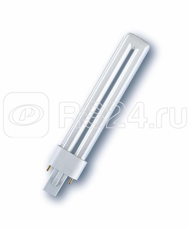 Лампа люминесцентная компакт. DULUX S 9W/840 G23 EN NCE OSRAM 4008321664310 купить в интернет-магазине RS24