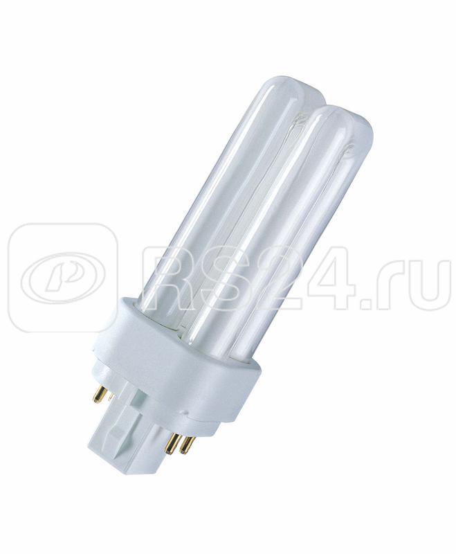 Лампа люминесцентная компакт. DULUX D 26W/827 G24d-3 OSRAM 4050300011912 купить в интернет-магазине RS24