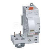 Блок диф. защиты 2п 40А 30мА тип A DX3 Leg 410428 купить в интернет-магазине RS24