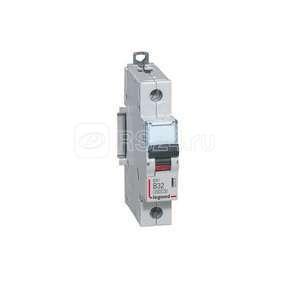 Выключатель автоматический модульный 1п B 1А 6000/10кА DX3 Leg 407425 купить в интернет-магазине RS24