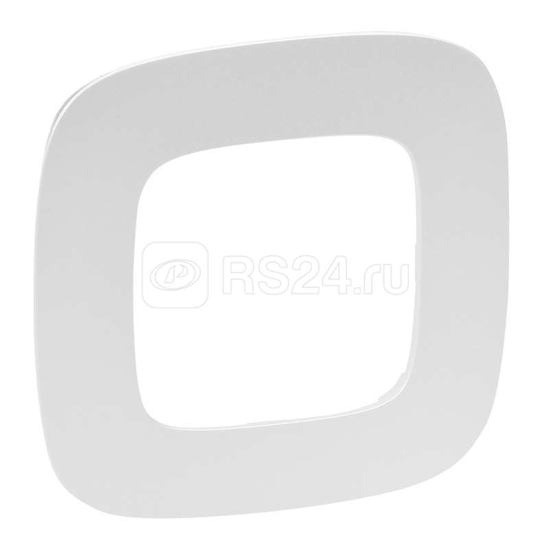 Рамка 1-м Valena Allure универсальная жемчуг Leg 754411 купить в интернет-магазине RS24