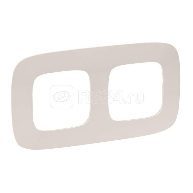 Рамка 2-м Valena Allure универсальная сл. кость Leg 754312