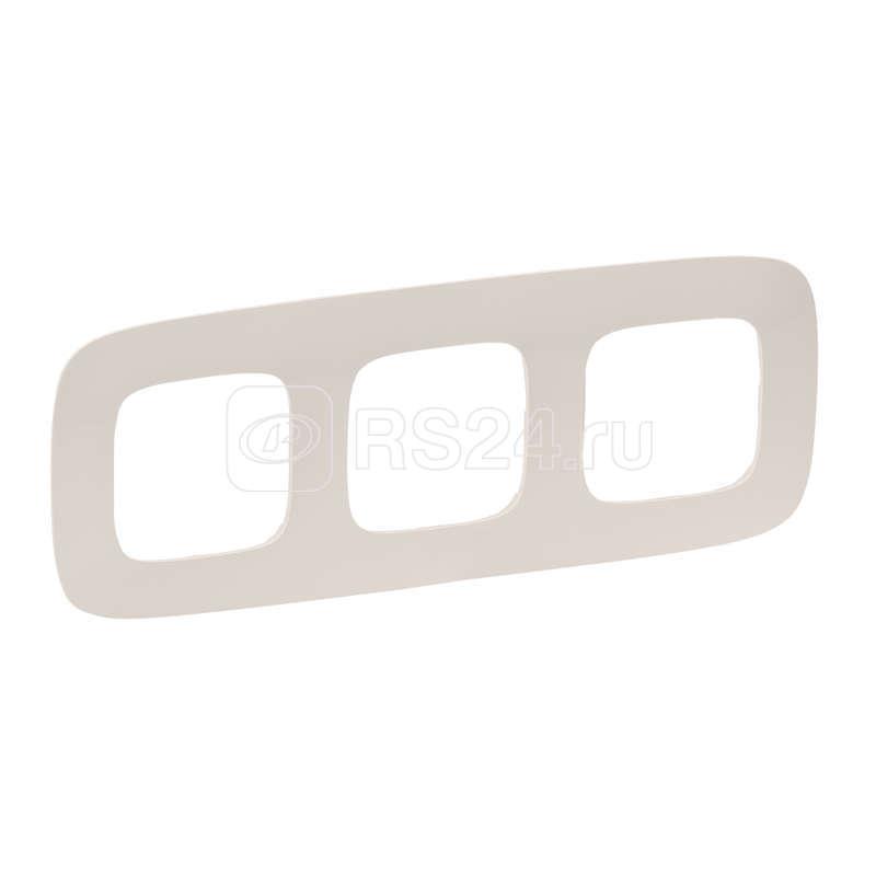 Рамка 3-м Valena Allure универсальная сл. кость Leg 754313