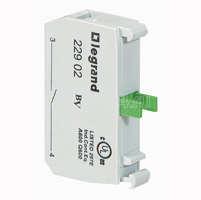 Блок контактов 1НО без адаптера без инд. под винт Leg 022902 купить в интернет-магазине RS24