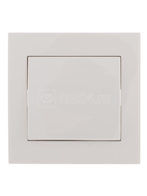 Выключатель промежуточный 1-кл. СП Рейн 10А IP20 бел. LEZARD 703-0202-107 купить в интернет-магазине RS24