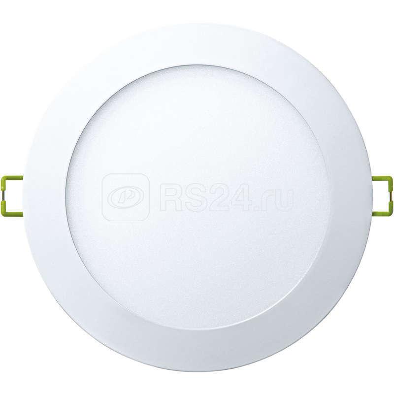 Светильник 71 761 NLP-R1-18W-R220-840-WH-LED 18Вт 4000К IP20 Navigator 71761 купить в интернет-магазине RS24