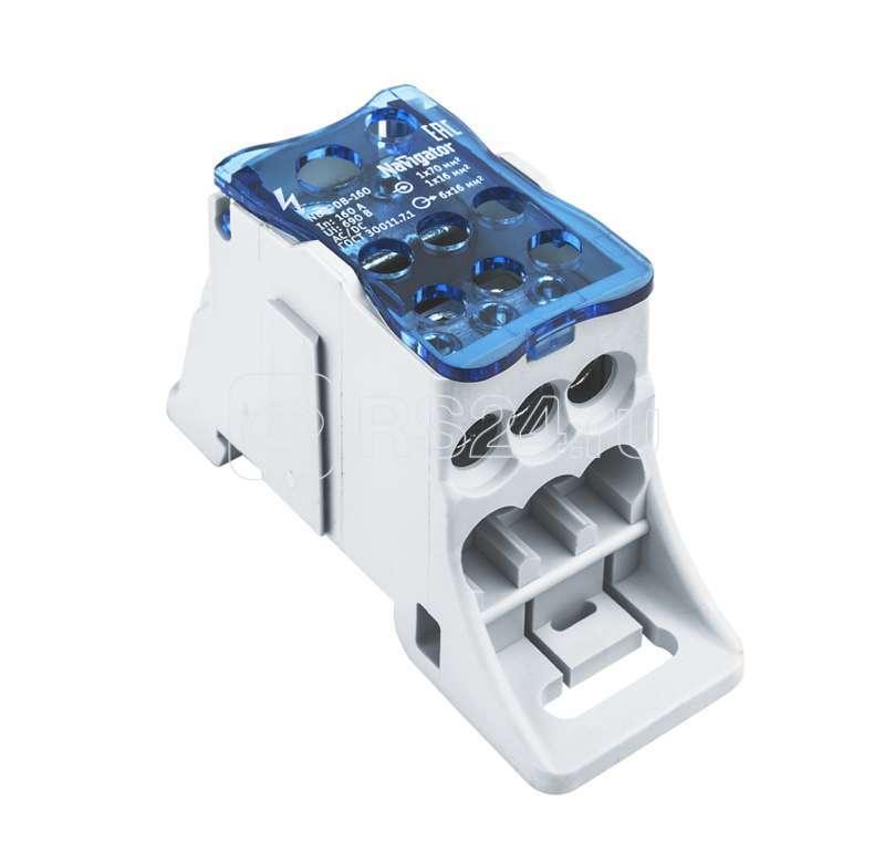 Блок распределительный 61 080 NBB-DB-160 Navigator 61080 купить в интернет-магазине RS24