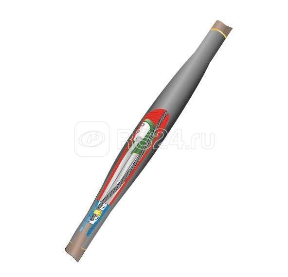 Муфта кабельная соединительная 1кВ 1ПСТб(тк)нг-LS-4х(70-120) с болтовыми соединителями Нева-Транс Комплект 22040015