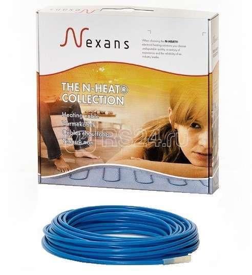 Комплект Теплый пол (кабель) двужил. 17Вт/м 58.3м 5.1-6.1кв.м TXLP/2R 1000/17 NEXANS ex10224191 купить в интернет-магазине RS24