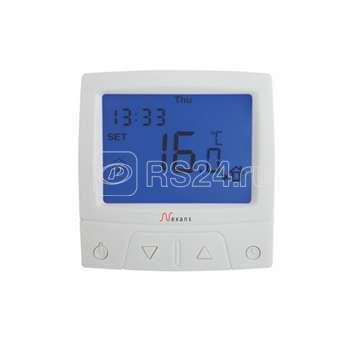 Термостат программируемый MILLITEMP CDFR-003 дисп. датчик пола; датчик возд. 3.6кВт 16А Nexans exMILLITEMP CDFR-003
