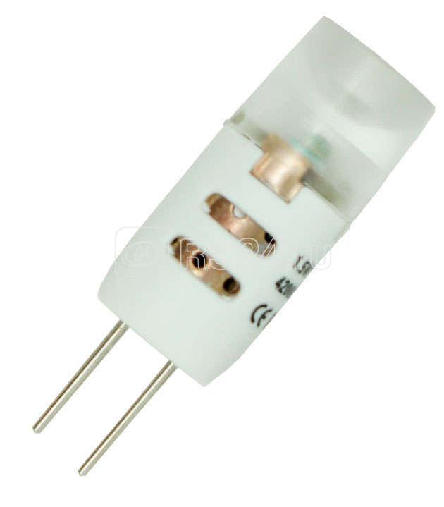 Лампа светодиодная HLB 02-21-W-02 1.5Вт 12В G4 3000К Новый Свет 500071 купить в интернет-магазине RS24