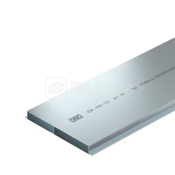 Кабель-канал 250х28 L2000 сталь S2 25028 оцинк. под заливку в бетон EUK OBO 7400312 купить в интернет-магазине RS24